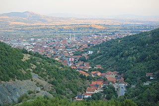 Preševo Town and municipality in Southern and Eastern Serbia, Serbia