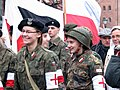 Preparation to Parade of Independence in Gdańsk during Independence Day 2010 - 20.jpg
