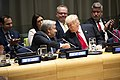 President Donald J. Trump at the United Nations General Assembly (43978172875).jpg