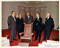 President Johnson with officials 1964 (2).jpg