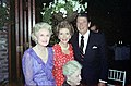 President Ronald Reagan and Nancy Reagan with Maude Chasen.jpg