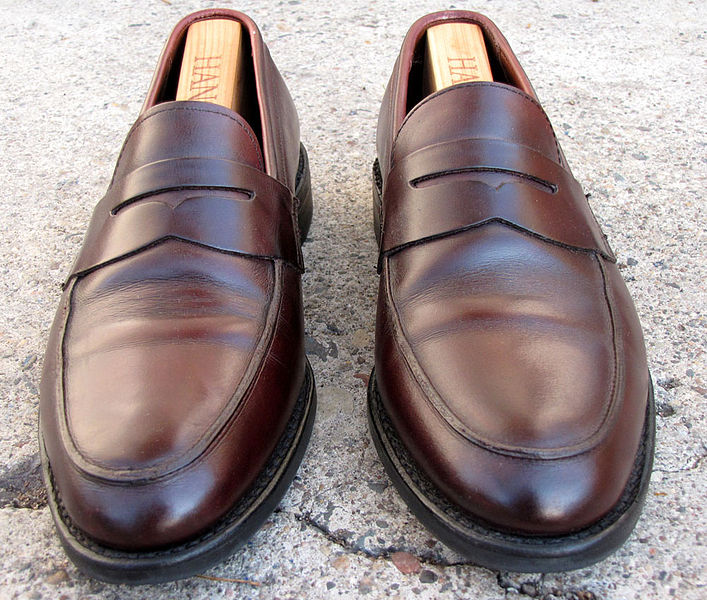 Shoes Work Loafers Mens
