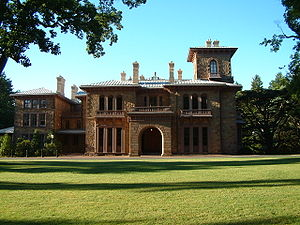 Prospect House (Princeton, New Jersey) - Image: Princeton University Prospect