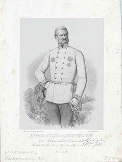 Prince Eduard Franz of Liechtenstein Prince of Liechtenstein