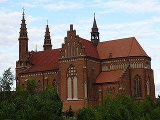 Przedecz Place in Greater Poland Voivodeship, Poland