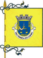 Flagge von Vila Franca do Campo