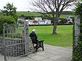 Public open space, Aberaeron - geograph.org.uk - 1447168.jpg