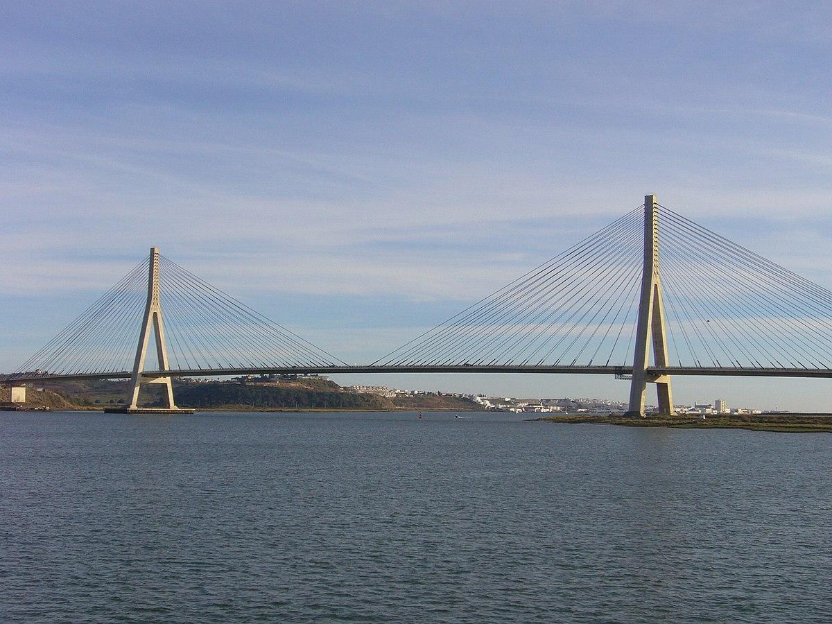 Guadiana International Bridge - Wikipedia