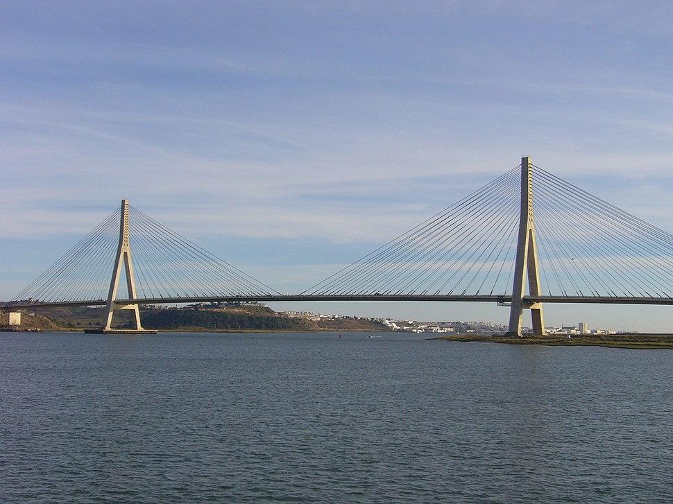 Puente Internacional 416