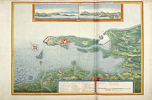 Laurens van der Hem - Image: Puerto Rico Atlas Blaeu Van Der Hem