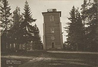 Puijo tower - Image: Puijo 2