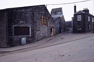 Old Pulteney distillery - Image: Pulteney Distillery