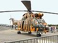 Puma, 230 Sqn RAF, Waddington. - geograph.org.uk - 1139418.jpg