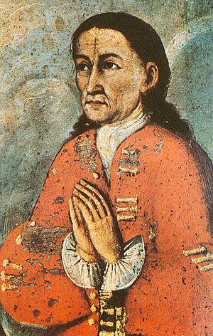 Protectorate of Peru - Mateo Pumacahua