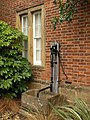 Pump, Yeovil museum - geograph.org.uk - 1554783.jpg