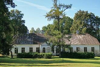 Martna Parish - Putkaste manor