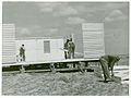 Putting up the walls on a prefabricated house at the FSA (Fa... (3109750895).jpg