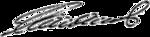 Pyotr Khomyakov signature.png
