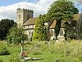 Quainton Churchyard - geograph.org.uk - 939234.jpg