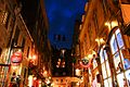 Quebec City, Old City at Night.jpg