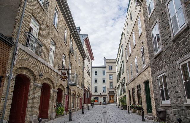 Historischer Bereich von Québec