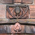 Queen's Cross Church Glasgow External Decoration 2 (36667986213).jpg