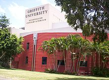 Griffith university wikipedia - Griffith university gold coast swimming pool ...