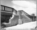 Queensland State Archives 4034 Stairs giving access to south approach footway from Main Street Kangaroo Point Brisbane 18 January 1940.png