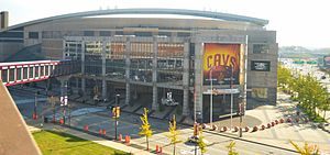 Quicken Loans Arena (2013)