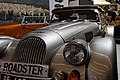 Rétromobile 2011 - Morgan Roadster V6 - 002.jpg
