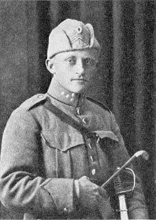 Richard Gustav Borgelin Danish military officer