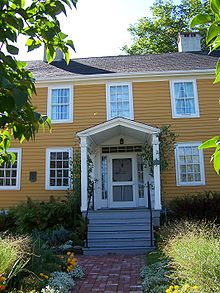 wolfville historical society wikipedia