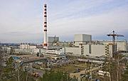 Block 1 und 2 des Kernkraftwerks Leningrad