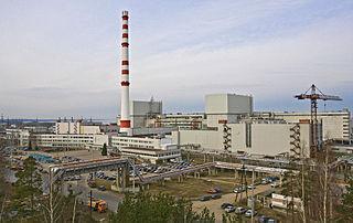 First RBMK plant.