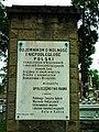 Rabka old cemetery (poległym Rabczanom).jpg