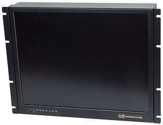 Computer monitor - Image: Rackmount LCD