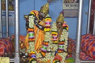 Barisha, India - Image: Radhakanta Barisha Arnab Dutta