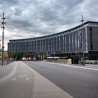 Radisson Blu - Radisson Blu in Uppsala, Sweden.