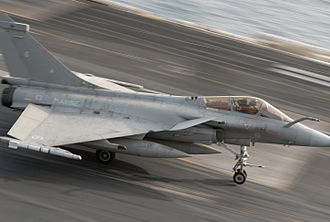 Naval Action Force - Dassault Rafale fighter aircraft