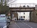Railway bridge over High Street - geograph.org.uk - 1175829.jpg