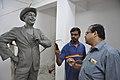 Raj Kapoor Statue In Progress - Kolkata 2017-08-08 4169.JPG