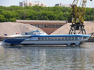 Raketa-191 on Khimki Reservoir 5-jun-2012 02.JPG