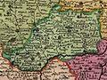Rakovnický kraj na Vogtově mapě 1712.jpg