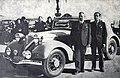 Rallye Monte Carlo 1935, les vainqueurs Charles Lahaye et Raymond Quatresous sur Renault.jpg
