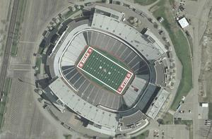 Ralph Wilson Stadium of Buffalo Bills team (NA...