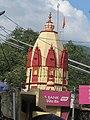Ram Jhula bridge, Rishikesh and nearby views - during LGFC - VOF 2019 (84).jpg