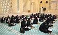 Ramadan 1439 AH, Qur'an reading at Imam Hasan Mosque, Kish - 30 May 2018 13.jpg