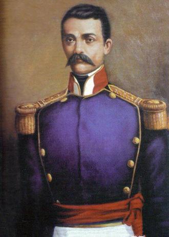 Vice President of the Dominican Republic - Image: Ramon Matias Mella