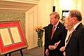 Raoul Wallenberg Centennial Celebration Act Ceremony (7942140754).jpg