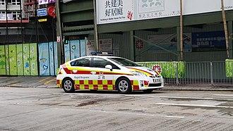 Nontransporting EMS vehicle - Image: Rapid Response Vehicle